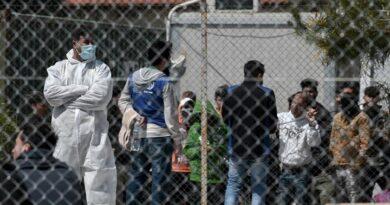 مبنى استضافة اللاجئين في ملكاسا